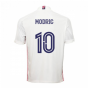 2020-2021 Real Madrid Adidas Home Football Shirt (MODRIC 10)
