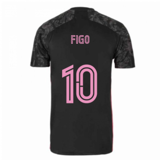 2020-2021 Real Madrid Adidas Third Football Shirt (FIGO 10)