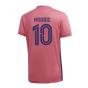 2020-2021 Real Madrid Adidas Womens Away Shirt (MODRIC 10)