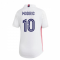 2020-2021 Real Madrid Adidas Womens Home Shirt (MODRIC 10)