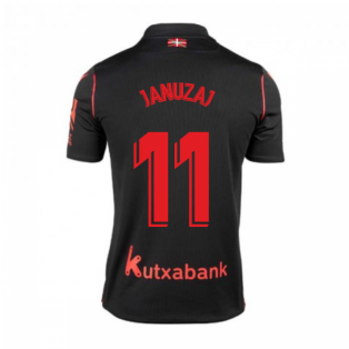 2020-2021 Real Sociedad Away Shirt (JANUZAJ 11)