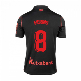 2020-2021 Real Sociedad Away Shirt (MERINO 8)