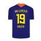 2020-2021 Red Bull Leipzig Away Nike Football Shirt (SORLOTH 19)