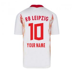 2020-2021 Red Bull Leipzig Home Nike Football Shirt