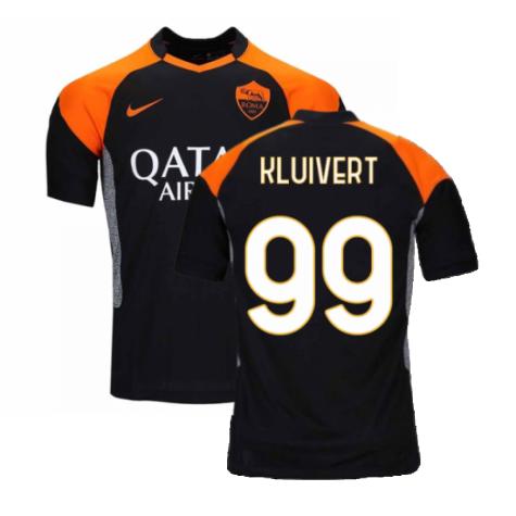 2020-2021 Roma 3rd Shirt (Kids) (KLUIVERT 99)