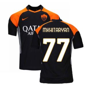 2020-2021 Roma 3rd Shirt (Kids) (MKHITARYAN 77)