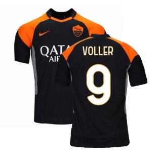 2020-2021 Roma 3rd Shirt (Kids) (VOLLER 9)