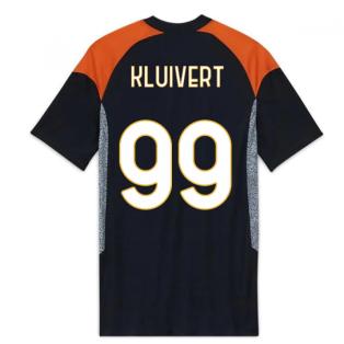 2020-2021 Roma Third Shirt (KLUIVERT 99)