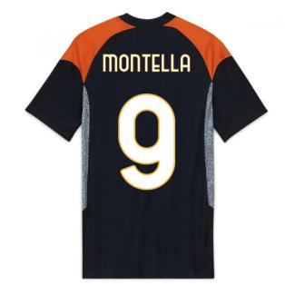 2020-2021 Roma Third Shirt (MONTELLA 9)