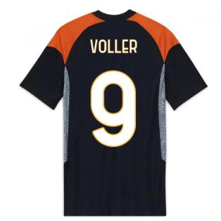 2020-2021 Roma Third Shirt (VOLLER 9)