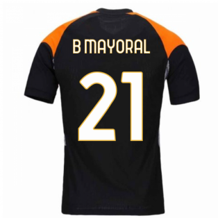 2020-2021 Roma Vapor Third Shirt (B MAYORAL 21)