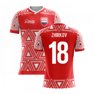 2020-2021 Russia Airo Concept Home Shirt (Zhirkov 18) - Kids
