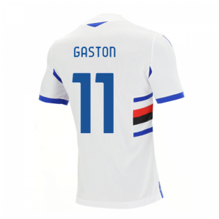 2020-2021 Sampdoria Away Shirt (GASTON 11)