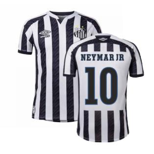 2020-2021 Santos Away Shirt (NEYMAR JR 10)
