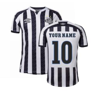 2020-2021 Santos Away Shirt (Your Name)