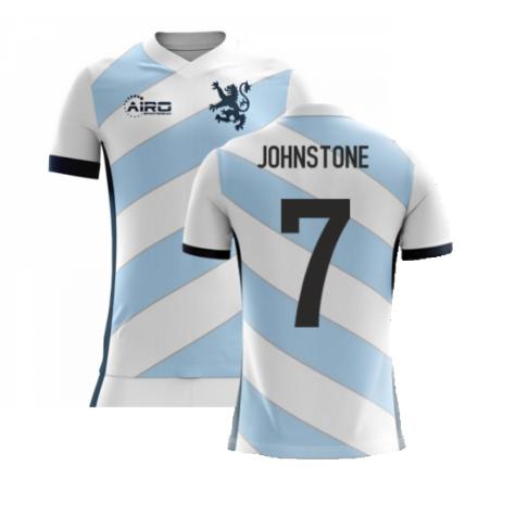 2020-2021 Scotland Airo Concept Away Shirt (Johnstone 7)