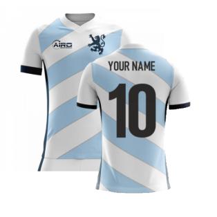 2020-2021 Scotland Airo Concept Away Shirt (Your Name)