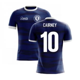2020-2021 Scotland Airo Concept Home Shirt (Cairney 10)