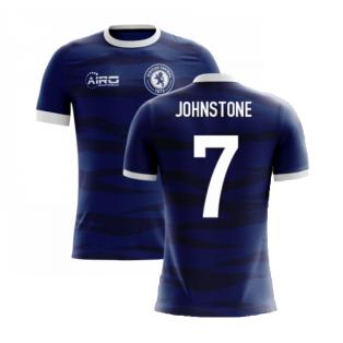 2020-2021 Scotland Airo Concept Home Shirt (Johnstone 7)