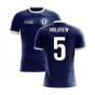 2020-2021 Scotland Airo Concept Home Shirt (Mulgrew 5)
