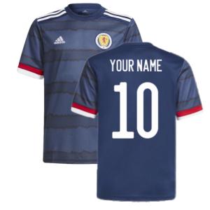 2020-2021 Scotland Home Adidas Football Shirt
