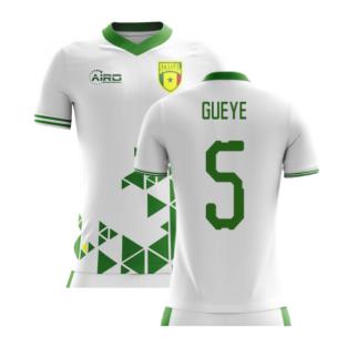 2020-2021 Senegal Home Concept Football Shirt (Gueye 5) - Kids