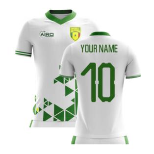 2020-2021 Senegal Home Concept Football Shirt (Your Name)