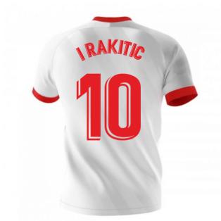 Seville Football Shirts | Buy Sevilla Kit at UKSoccershop.com