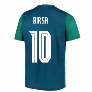 2020-2021 Slovenia Away Nike Football Shirt (BIRSA 10)