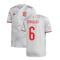 2020-2021 Spain Away Shirt (CEBALLOS 6)