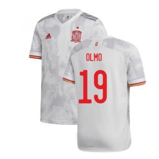 2020-2021 Spain Away Shirt (Kids) (OLMO 19)