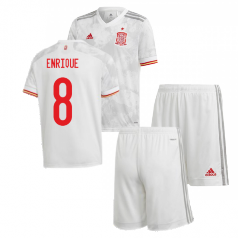 2020-2021 Spain Away Youth Kit (ENRIQUE 8)