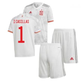 2020-2021 Spain Away Youth Kit (I CASILLAS 1)