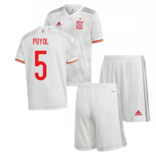 2020-2021 Spain Away Youth Kit (PUYOL 5)