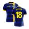 2020-2021 Sweden Airo Concept Away Shirt (Jansson 18)