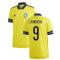 2020-2021 Sweden Home Adidas Football Shirt (LJUNGBERG 9)