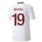 2020-2021 Switzerland Away Puma Football Shirt (DRMIC 19)