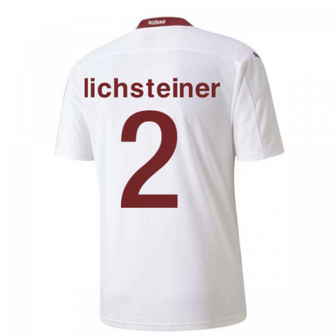 2020-2021 Switzerland Away Puma Football Shirt (LICHSTEINER 2)