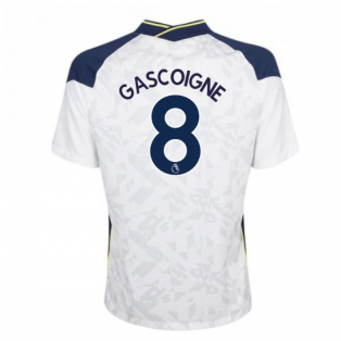 2020-2021 Tottenham Home Nike Football Shirt (GASCOIGNE 8)