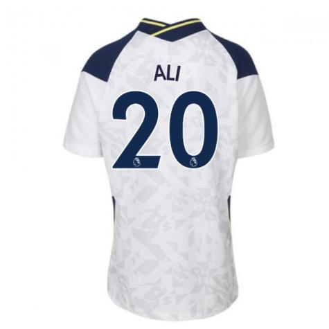 2020-2021 Tottenham Home Nike Football Shirt (Kids) (ALI 20)