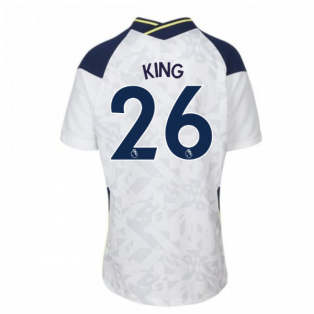 2020-2021 Tottenham Home Nike Football Shirt (Kids) (KING 26)