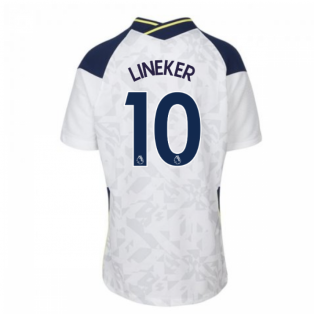 2020-2021 Tottenham Home Nike Football Shirt (Kids) (LINEKER 10)