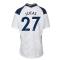 2020-2021 Tottenham Home Nike Football Shirt (Kids) (LUCAS 27)