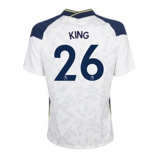 2020-2021 Tottenham Home Nike Football Shirt (KING 26)