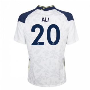 2020-2021 Tottenham Home Nike Ladies Shirt (ALI 20)