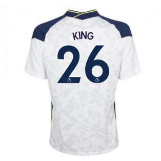 2020-2021 Tottenham Home Nike Ladies Shirt (KING 26)