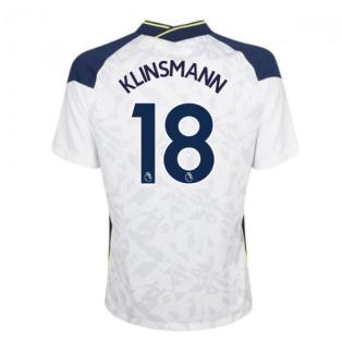 2020-2021 Tottenham Home Nike Ladies Shirt (KLINSMANN 18)