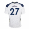 2020-2021 Tottenham Home Nike Ladies Shirt (LUCAS 27)