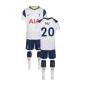 2020-2021 Tottenham Home Nike Little Boys Mini Kit (ALI 20)
