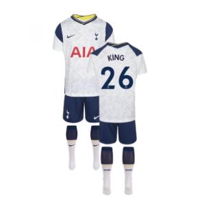 2020-2021 Tottenham Home Nike Little Boys Mini Kit (KING 26)